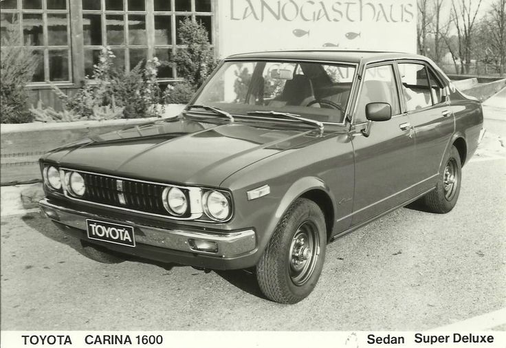 Toyota Carina 1600 - 1976
