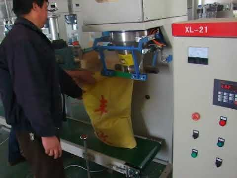 1 -5kg powder packing machine ,  Automatic wheat flour milling packing machines