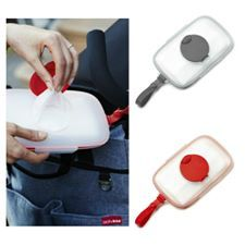 SkipHop Compact Wipes Container  Keeps wipes moist and at a easy grab