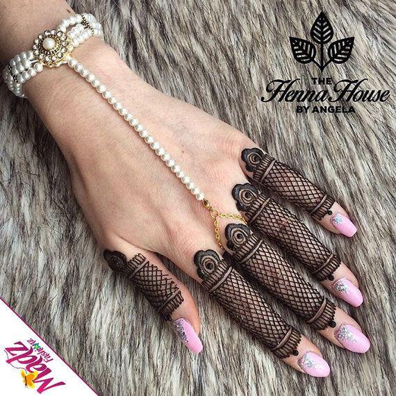 Gold Bridal Bracelet Wedding Jewelry pearl hand by MadZFashionZusa
