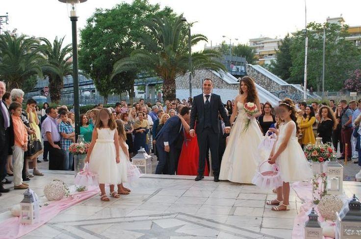 στολισμος γαμου με ροζ τριανταφυλλα που δεν είναι πια μέρος του μυαλού σας αλλά της πραγματικότητας ,Γάμος, Βάπτιση, Δεξίωση, Στολισμοί Γάμων