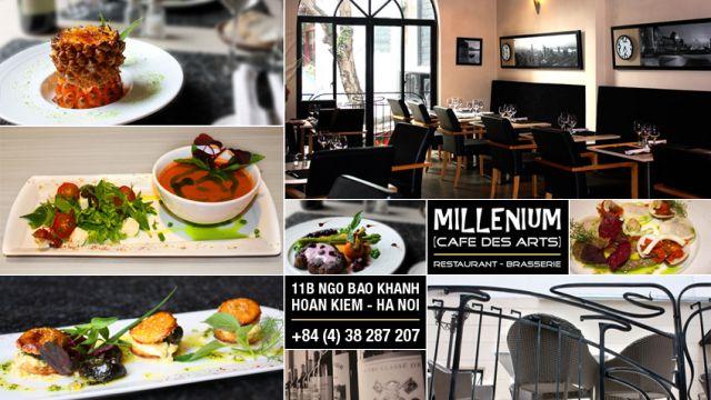 Café des Arts - Hanoi http://frenchisgood.com/french-brasserie-hanoi/