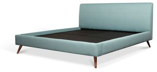 Please note: Full size is available The Dane bed is a spin off from TrueModern's most popular Dane sofa collection. Not only will this platform bed look great i