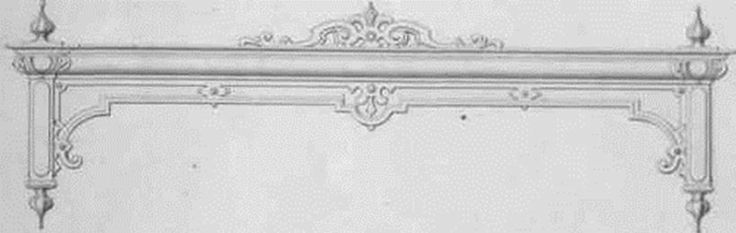 77 Best Window Cornices Images On Pinterest Cornice