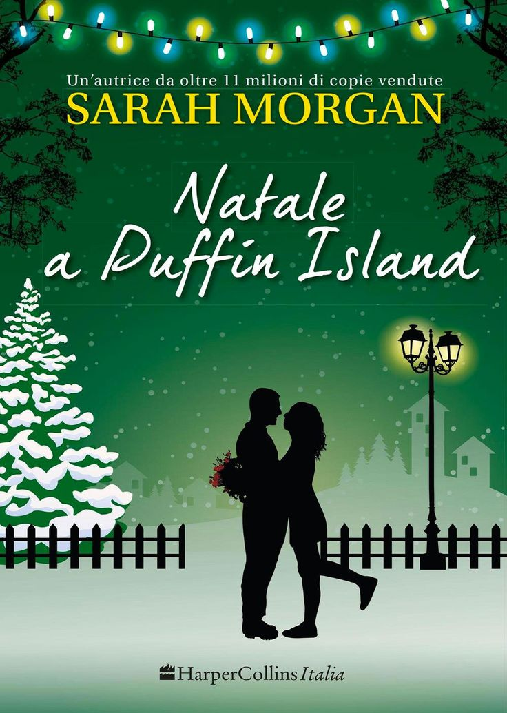 """10/11/2016 • Esce """"Natale a Puffin Island"""" di Sarah Morgan edito da HarperCollins Italia"""