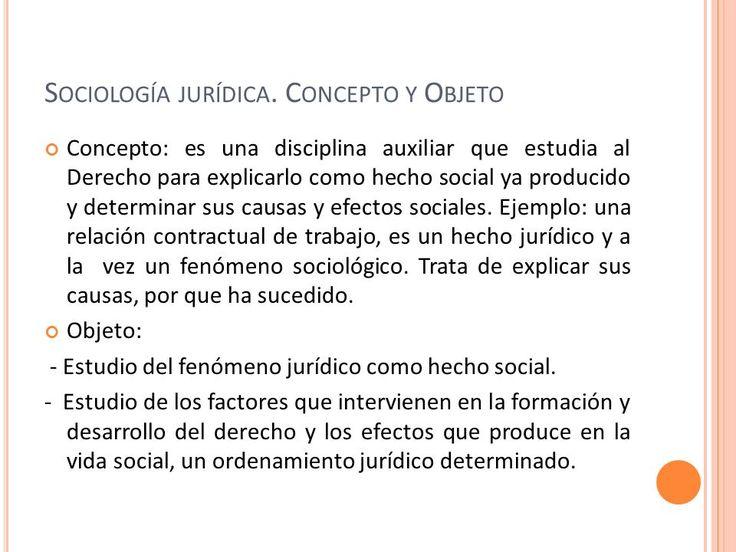 Resultado de imagen para sociologia juridica definicion