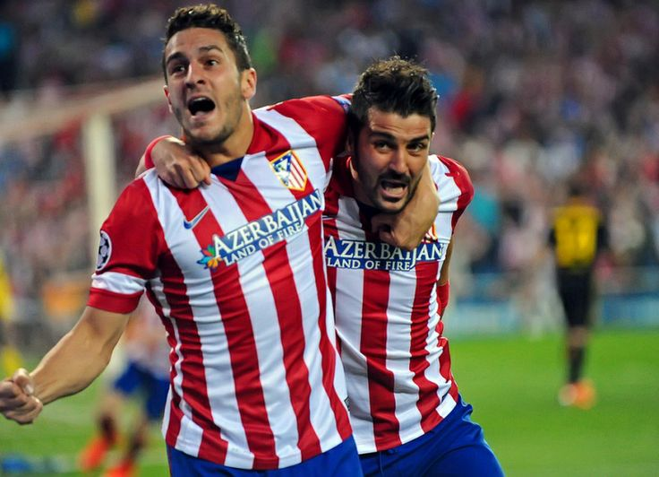 Hasil Liga Champions, Koke antarkan Atletico Madrid ke Semifinal