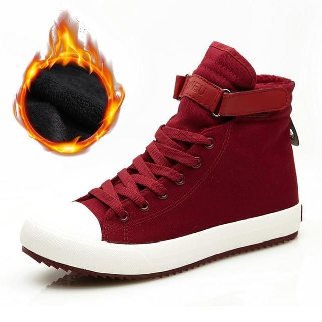 Mens Leather 3Colors Pointed Toe High Top Shoes Winter Combat Ankle Boots Size