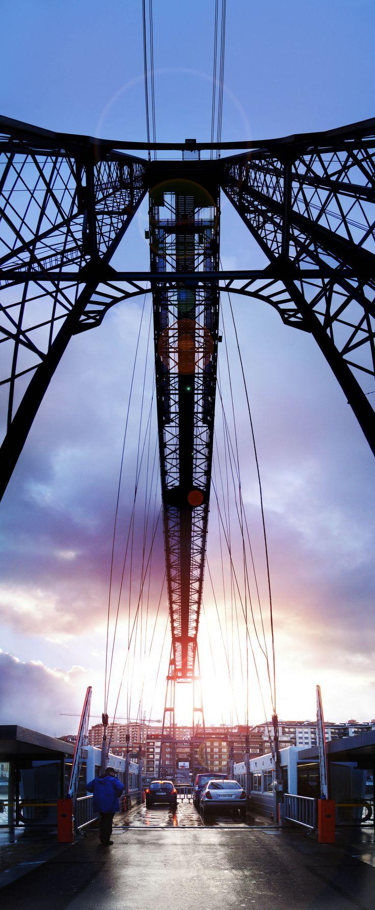 Puente de Vizcaya   Vizcaya - España