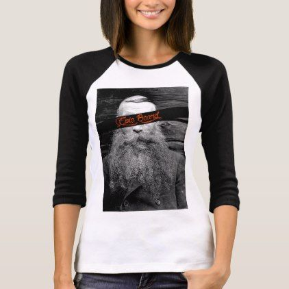 Epic beard T-Shirt - black gifts unique cool diy customize personalize
