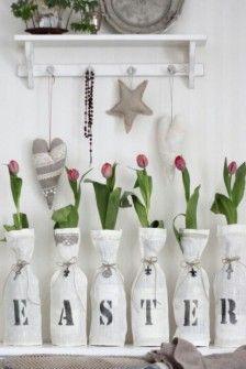 Decoratie idee voor Pasen