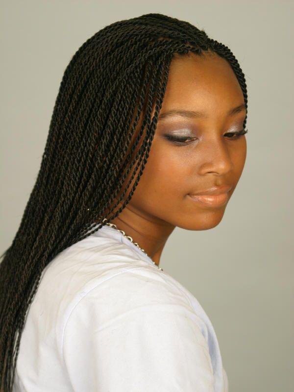 senegalese twist styles  Senegalese Twist Braids Styles