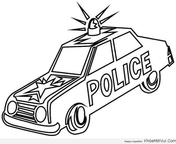 the 7 best cars images on pinterest old school cars vintage cars 1973 Mustang Wallpaper old car police coloring page police car car coloring pages