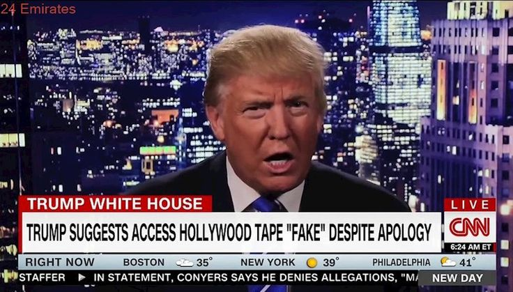 Chris Cuomo calls Trump 'largest liar' after Access Hollywood excuse: 'What else will say was fake'