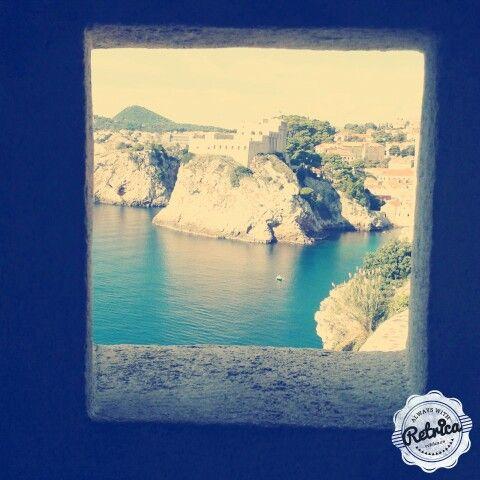 The world in my window