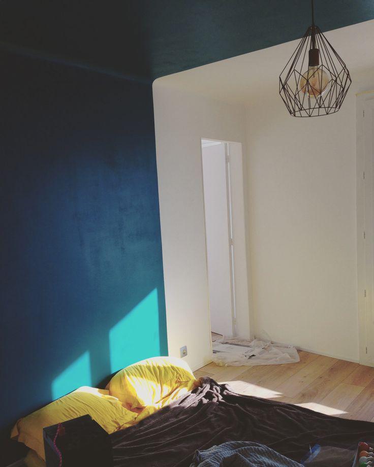 29 best Diy images on Pinterest Originals, Hanging shelves and Cord - peinture en bombe pour bois