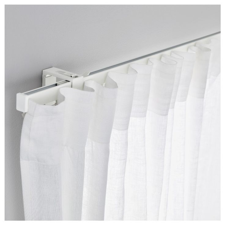 Furniture: Fascinating Curtain Tracks Black Also Curtain Track Gliders Ikea from 4 Tips In Determining The Best Curtain Tracks