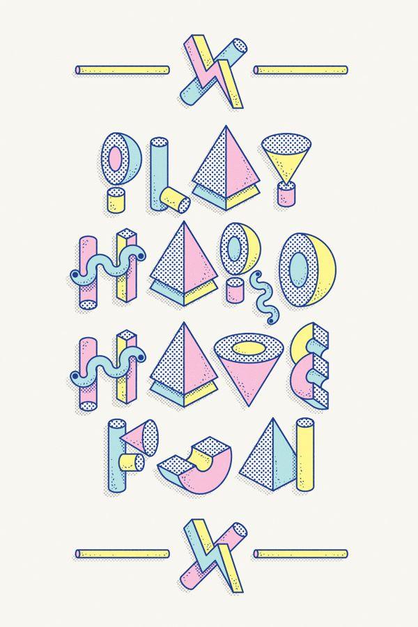 graphic illustration | Tumblr