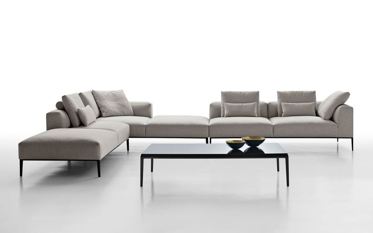 News 2015_ Michel Effe design by Antonio Citterio It is thinner, but not less comfortable.