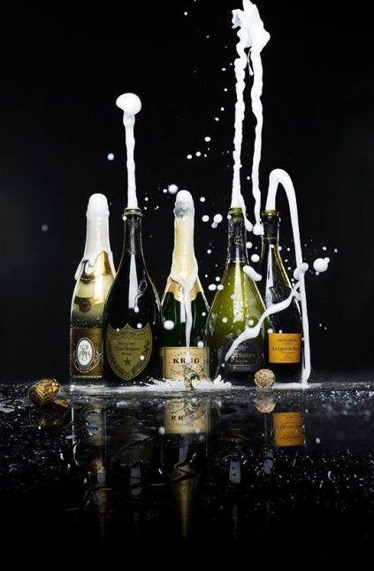 Wijn en Spijs is soms best ingewikkeld. Kom je er niet uit?  Champagne is soms een perfecte oplossing! ❤️
