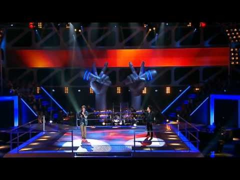 The Voice Australia: Lakyn Heperi vs Nick Len