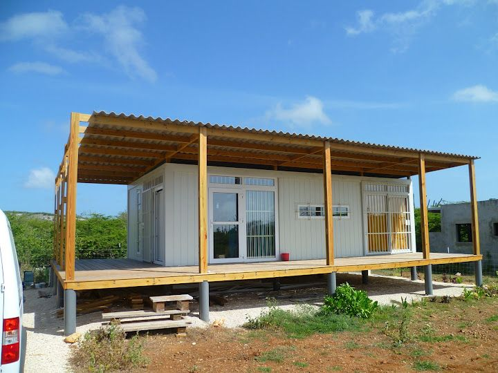 Shipping Container Homes: Criens, Trimo   Bonaire, Caribbean   Shippingu2026