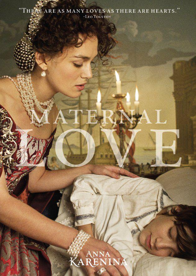 Love Wednesdays: Maternal Love #AnnaKarenina