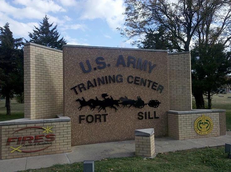 Fort Sill, Oklahoma: Army Strong, Favorite Places, Lawton Ft, Army Life, Army Based, Basic Training, Forts Sill Oklahoma, Ft Sill, Army Mom