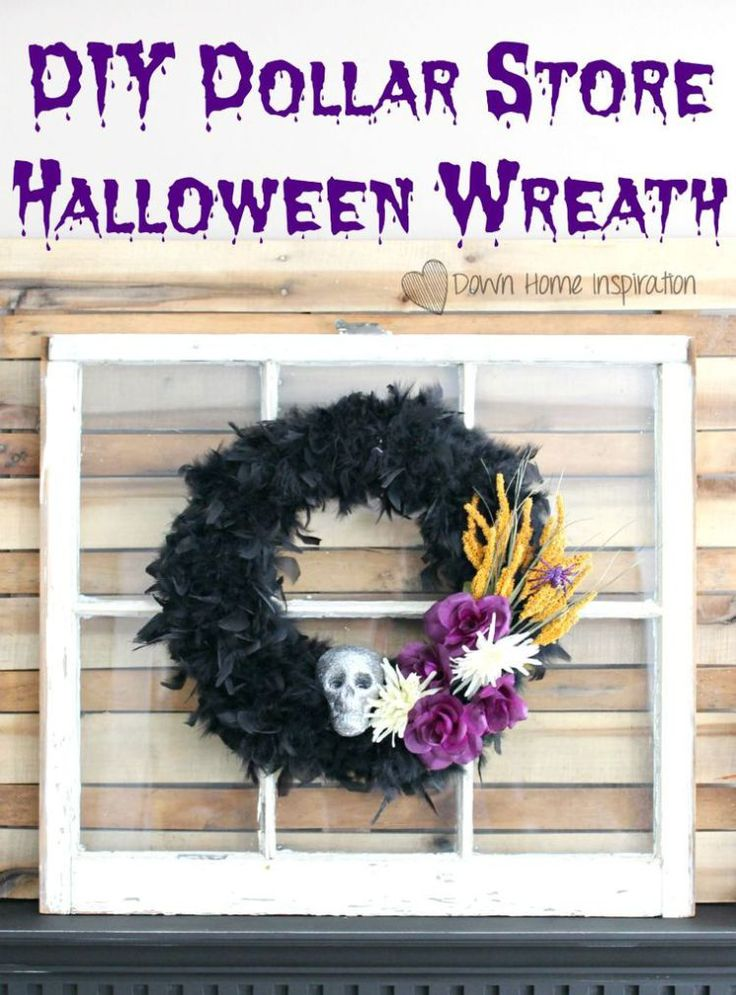 dollar-store-halloween-wreath-1