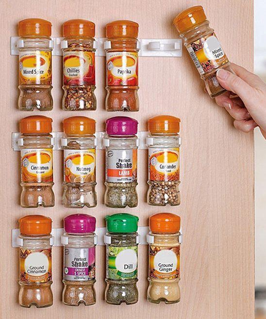 10 Best Images About Kitchen Spice Storage On Pinterest