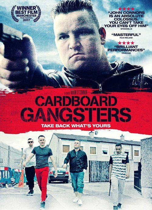 Cardboard Gangsters (2017) Full Movie Streaming HD