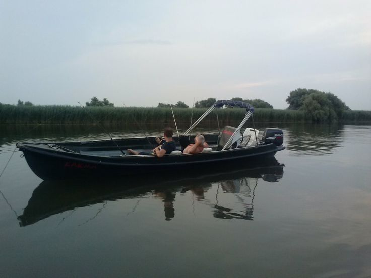 Fishing and relaxation in Danube Delta