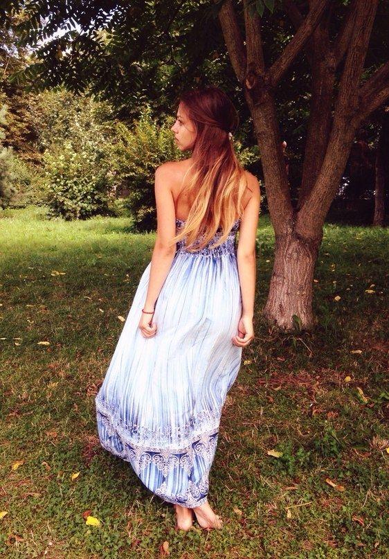 #longdress  #summertime #beauty