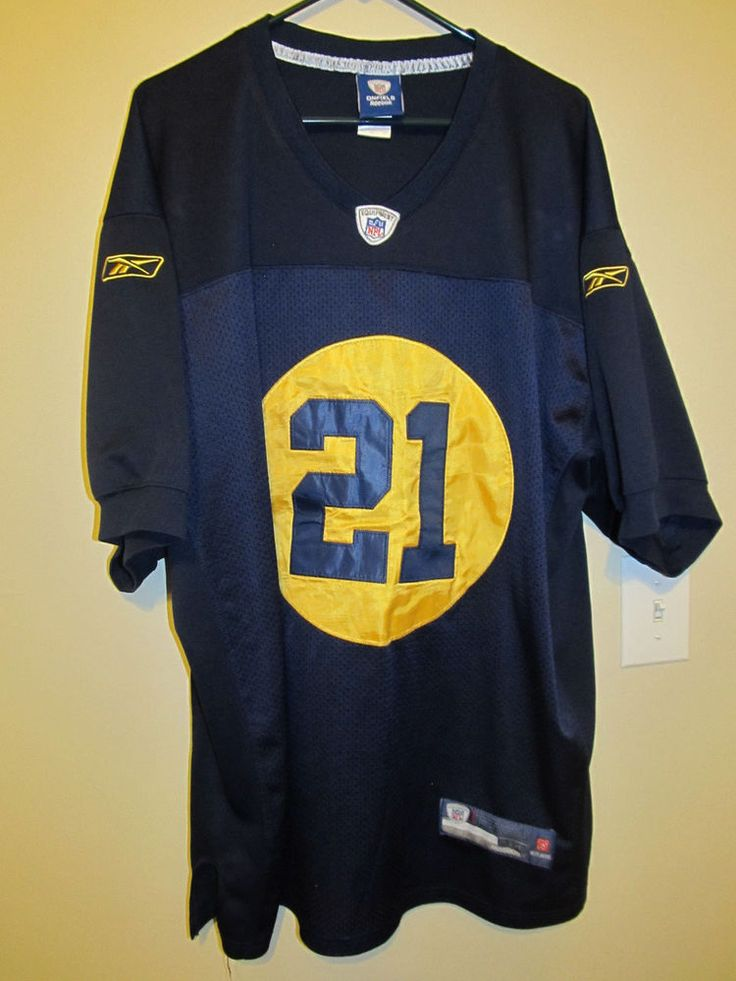 6e7329170e3 ... Charles Woodson - Green Bay Packers Throwback Authentic jersey - Reebok  Adult 54 ...