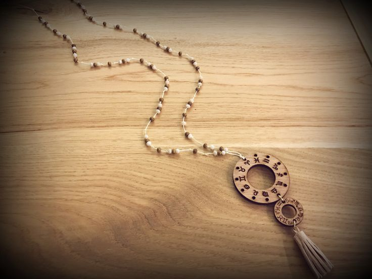 A personal favourite from my Etsy shop https://www.etsy.com/listing/516009799/handmade-tassel-rosary-with-wooden-charm