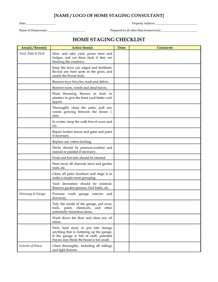 287 best REAL ESTATE - CHECKLISTS images on Pinterest Real - home inspection checklist