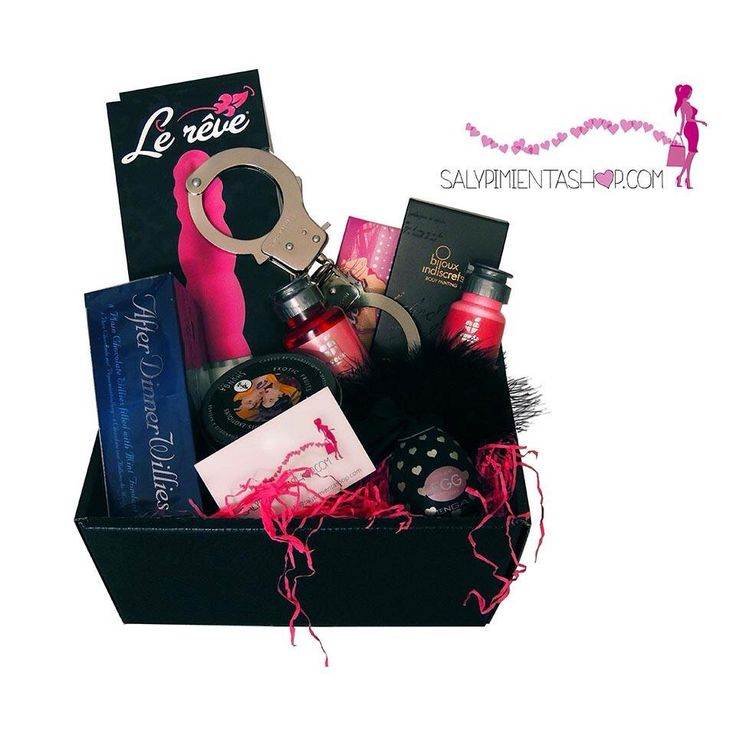 Cestas eroticas para regalos, bodas, despedidas, paquetes de hoteles, etc. #cestaseroticas #tiendaonline #tiendaerotica #regalos #parejas #sexshop Salypimientashop