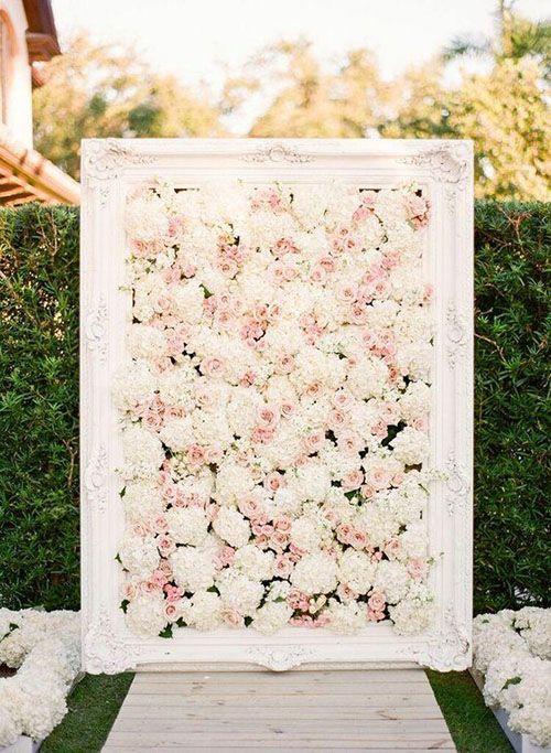 17 Best ideas about Wedding Ceremony Backdrop on Pinterest