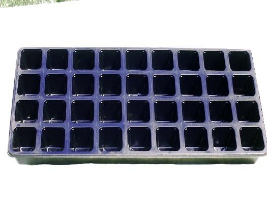 3601 Plastic Garden Seedling Tray Insert