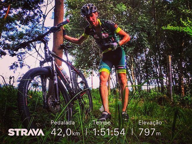 Pausa na sombra para descansar após giro por Otávio e São Gotardo!  #Strava #Pedal #Love #bike #beautiful #nature #mtb #biker #photo #mtblife #shimano #serragaucha #bikelife #bikelife #ciclismo #ciclismo #bicicleta #pedalando #mtblife #happy #bruto #relive #praquempedala #pedallivre #mountainbike #peace #beautifulday #mtblove #doleitorpio #doleitorzh