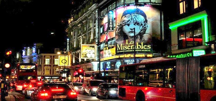 West End Theatres in London, Greater London - must see Les Mis!!!
