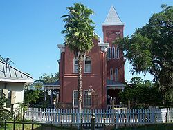 St Augustine  old county jail