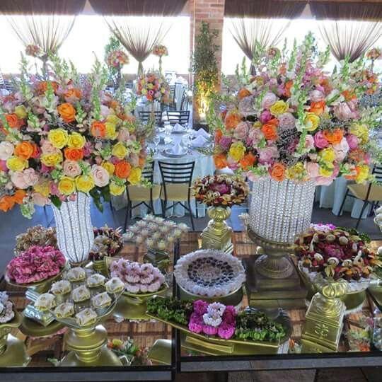 Mesa por Mimos e Cakes