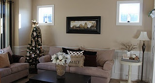 Front Room: Christmas 2011, Dining Rooms, Vintage Christmas, Living Rooms, Christmas Home, Front Rooms, Pineplac, Homes