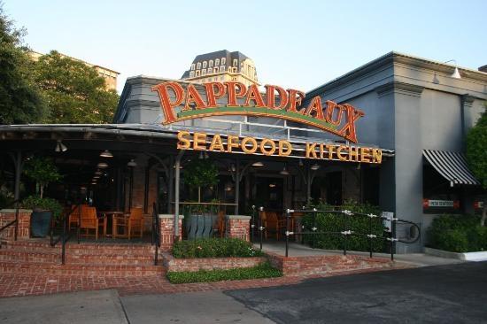 Pappadeaux Seafood Kitchen, Marietta, GA