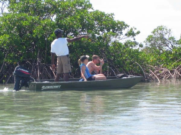 san salvador in the bahamas | Ecotourism in the Bahamas: San Salvador's Lagoon - The Travel Word
