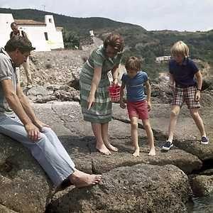 ANP Historisch Archief Community - Porto Ercole, 4 juli 1979