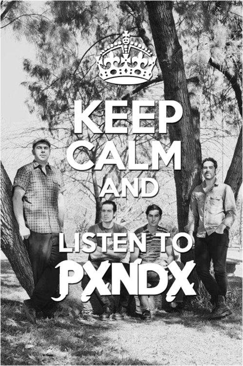 Listen to Pxndx
