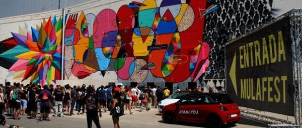 No matter the continent where we are, 2015 is a year in which many urban art…