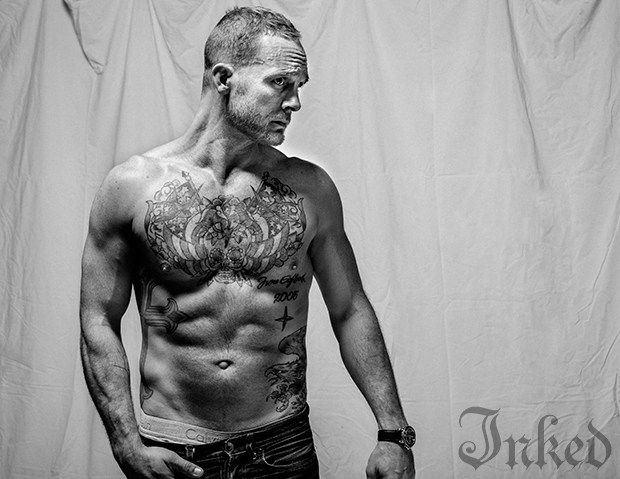 Embry2 Ethan Embry Ethan Embry Tattoos Hair Beard